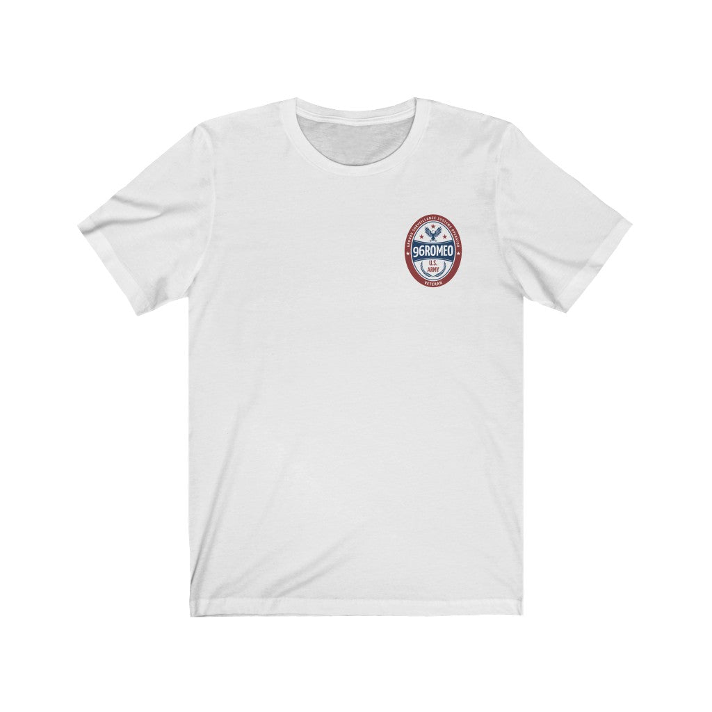 96R GSS Veteran Unisex Ultra Cotton Tee