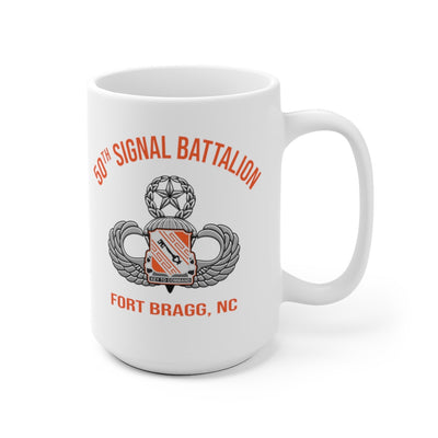 50th Signal Battalion Mug