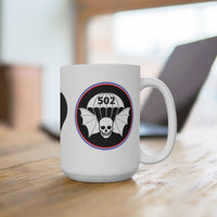 2nd Battalion 502nd Infantry Regiment Mug