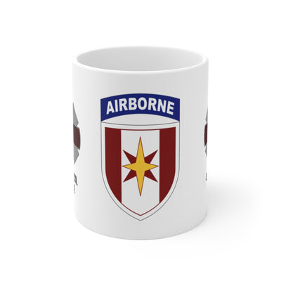 44th Medical Brigade w/ Airborne Tab Mug