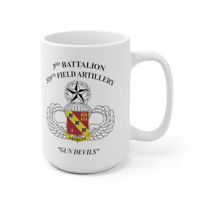 3/319th Field Artillery Regiment Mug