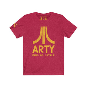 Arty - King of Battle T-shirt
