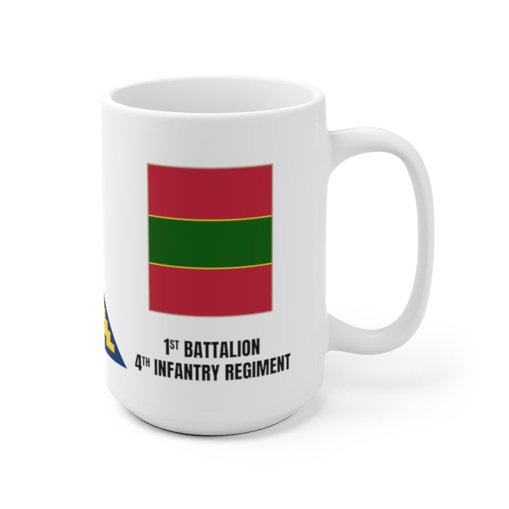 1ST BATTALION 4TH INFANTRY REGIMENT Mug