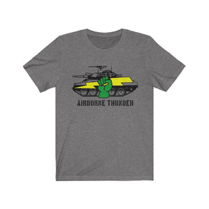 "3/73rd ""Airborne Thunder"" Vintage Look T-Shirt"