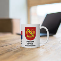 319th Field Artillery Regiment 3rd Battalion Mug