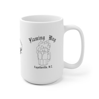 The Flaming Mug... Mug