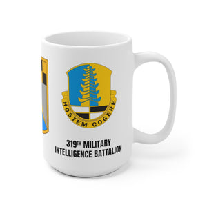 319th Military Intelligence Battalion Mug