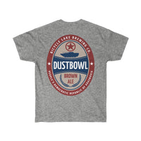 Dustbowl Brown Ale Unisex Ultra Cotton Tee