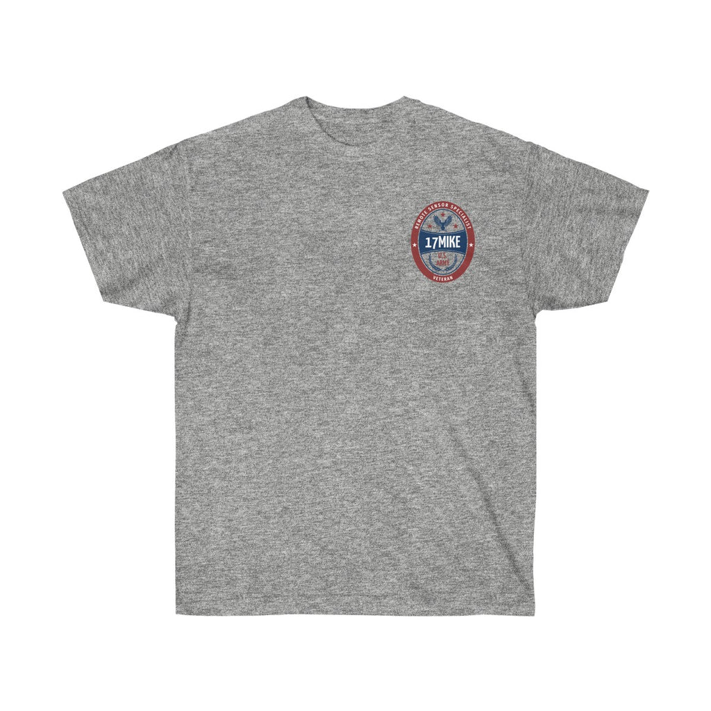 17M GSS Veteran Unisex Ultra Cotton Tee