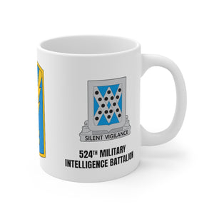 524th Military Intelligence Battalion Mug