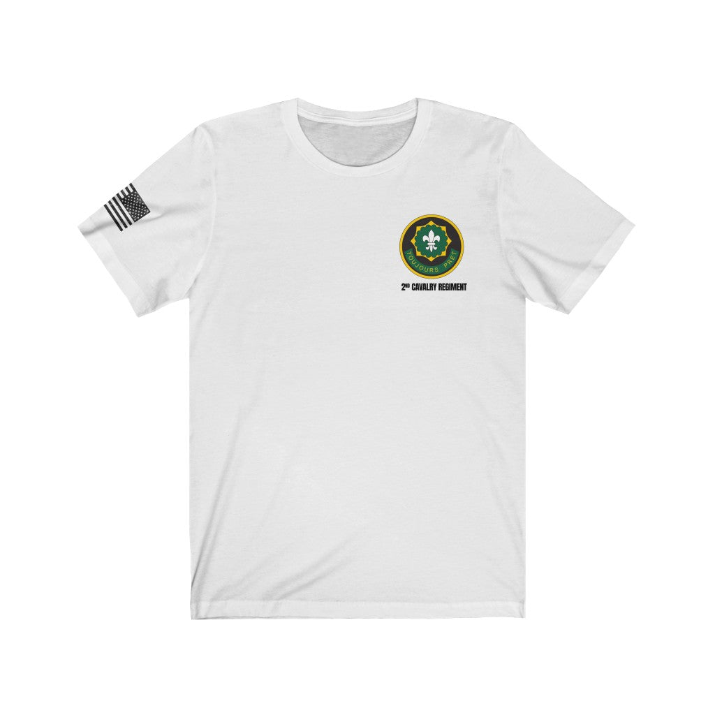 511th Military Intelligence Battalion T-shirt