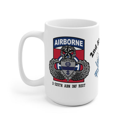 2/325 A.I.R. White Falcons Mug