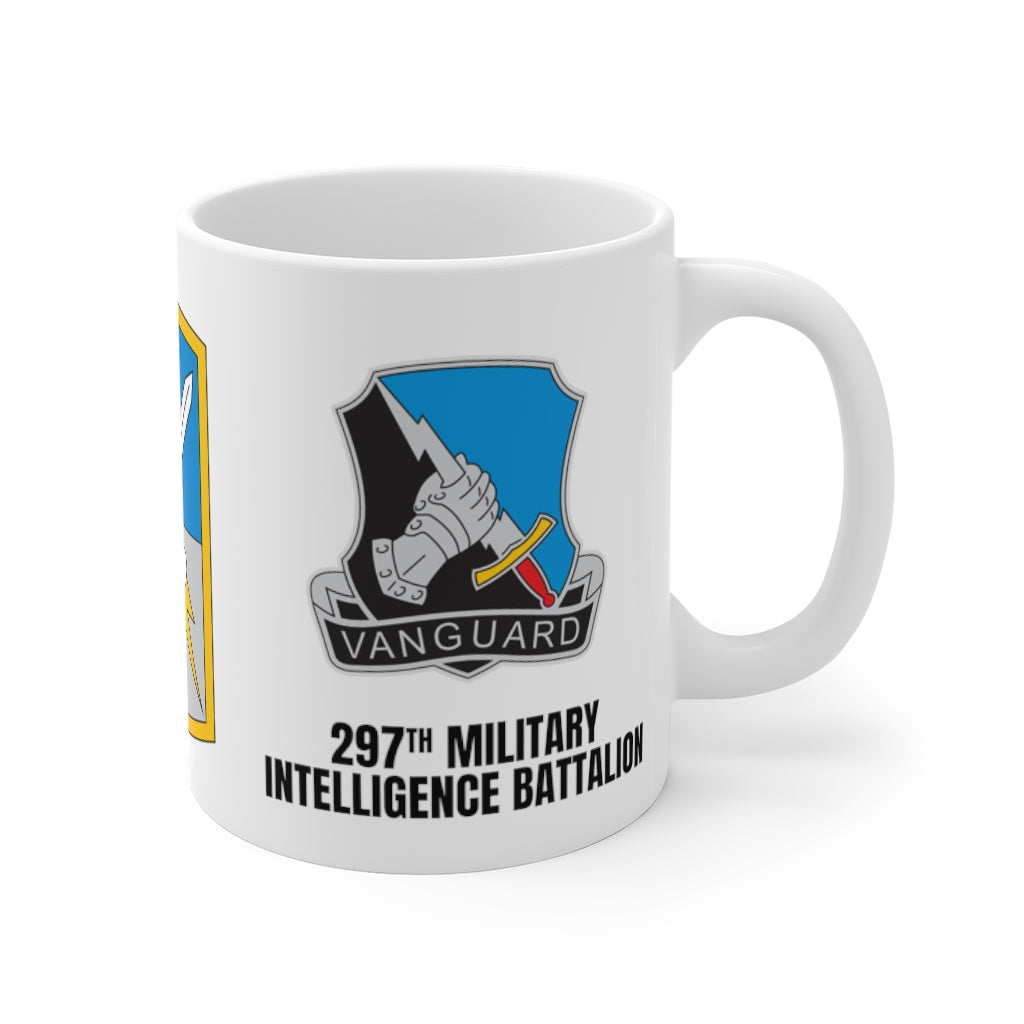297th Military Intelligence Battalion Mug