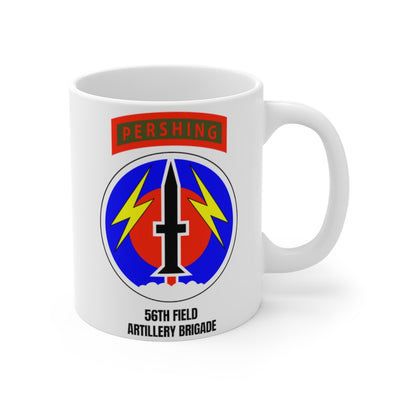 56th Field Artillery Brigade Mug