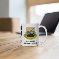 102nd Military Intelligence Battalion Mug