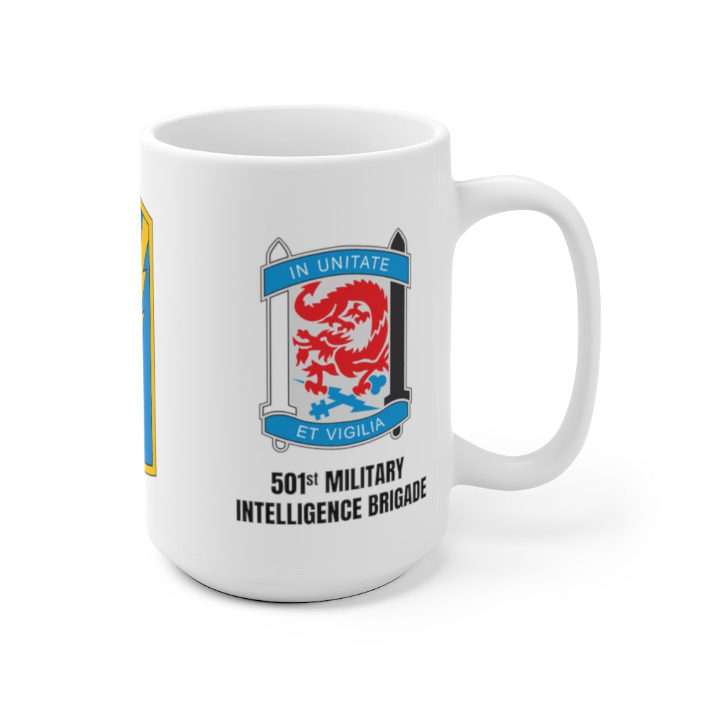 501st Military Intelligence Brigade Mug
