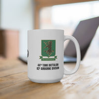 44th Tank Battalion Mug