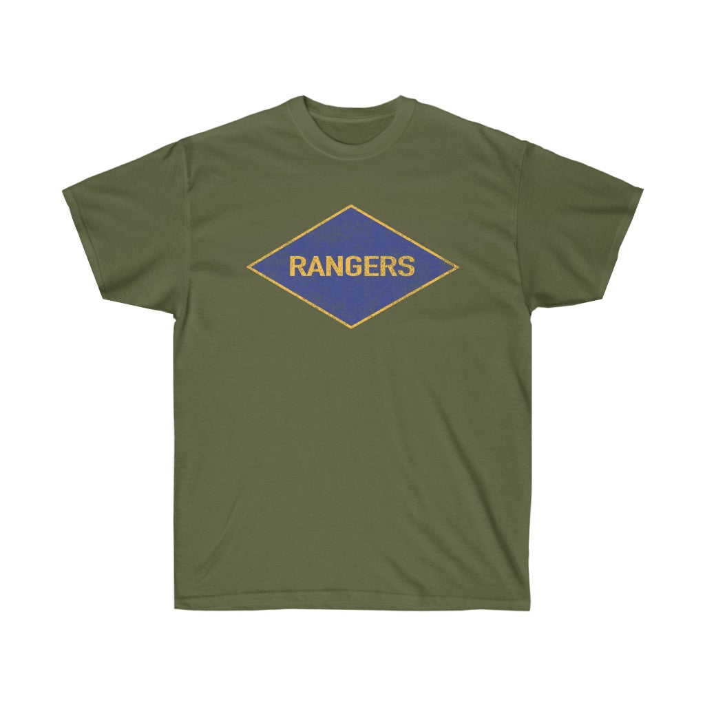 Ranger Up! Distressed WWII Ranger Tee