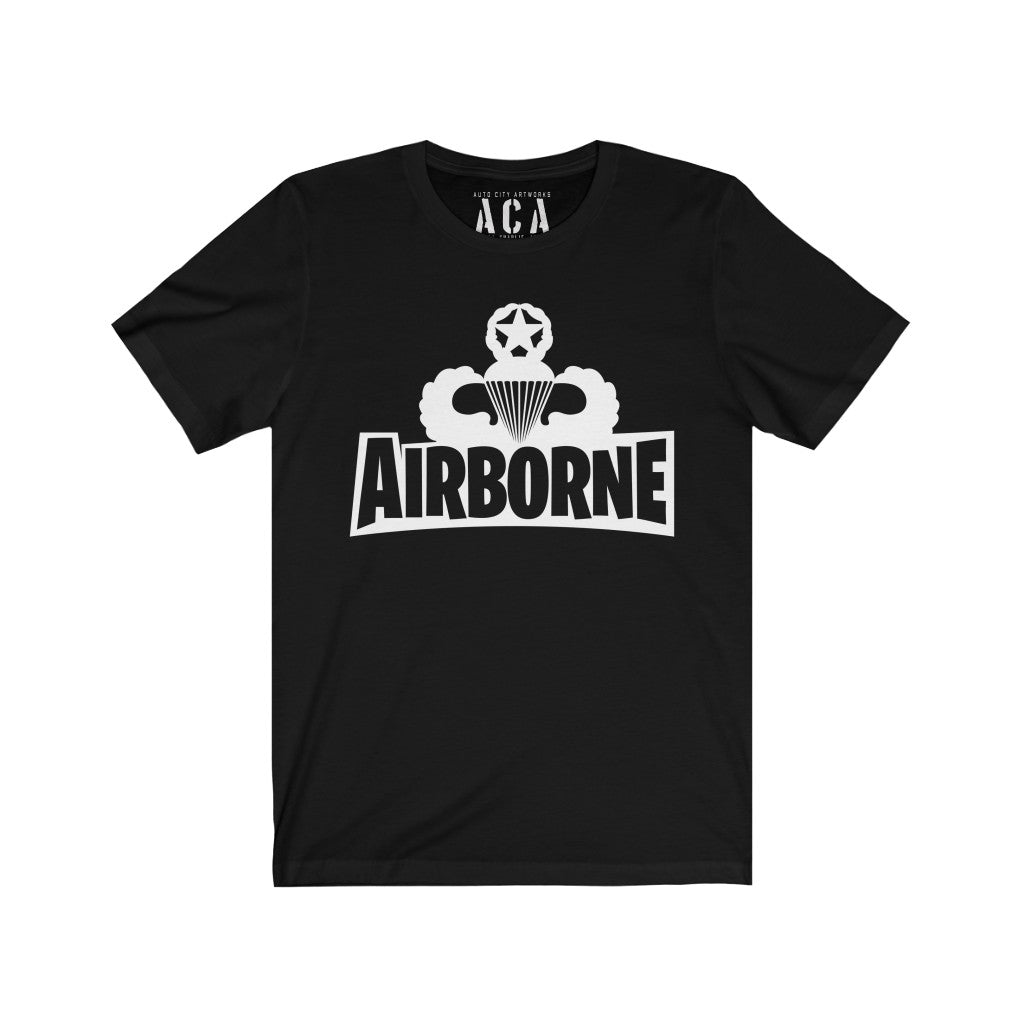 Floss Like A Boss Airborne T-shirt