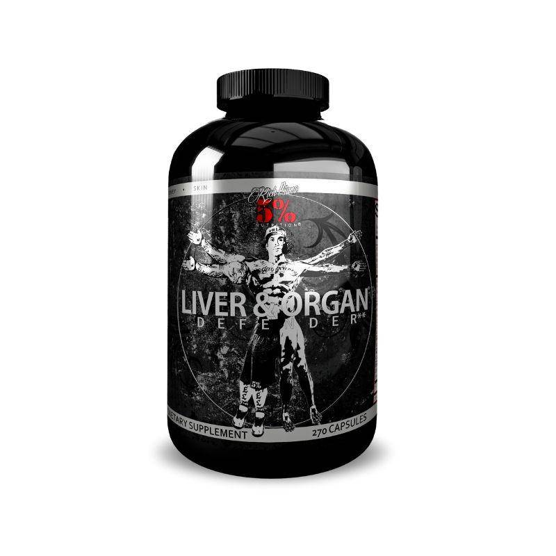 5% Nutrition Liver & Organ Defender - Nutrition Capital