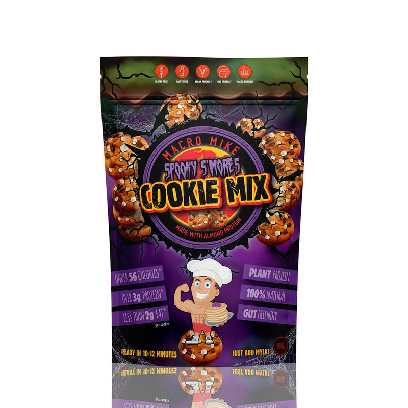 Macro Mike Cookie Mix Halloween Edition - Nutrition Capital