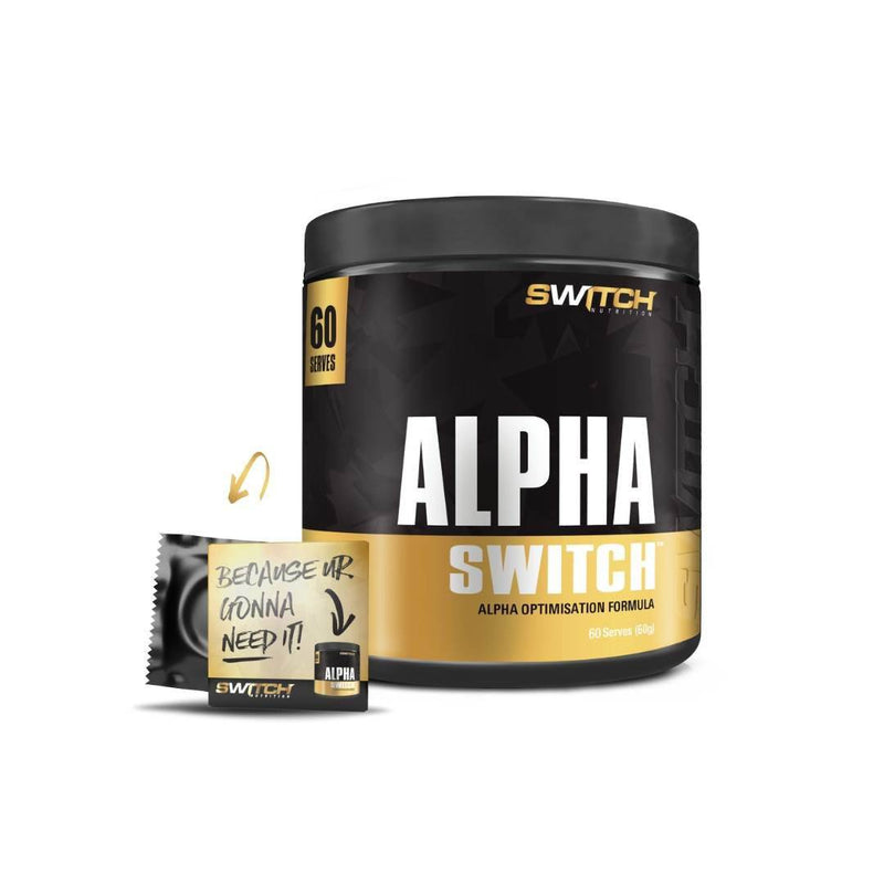 Switch Nutrition Alpha Switch - Nutrition Capital