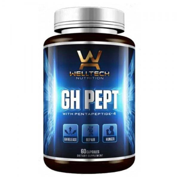 Well Tech Nutrition GH PEPT - Nutrition Capital