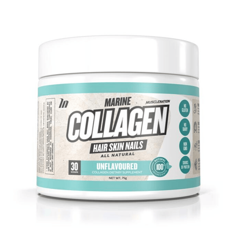 Muscle Nation Natural Marine Collagen - Nutrition Capital