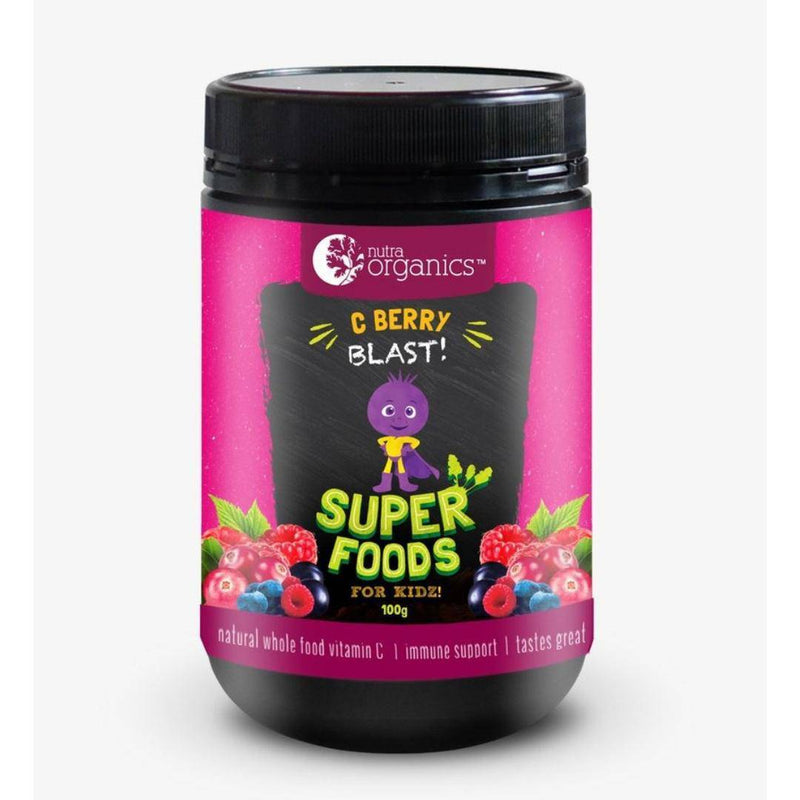 Nutra Organics Super Foods for Kids - Nutrition Capital