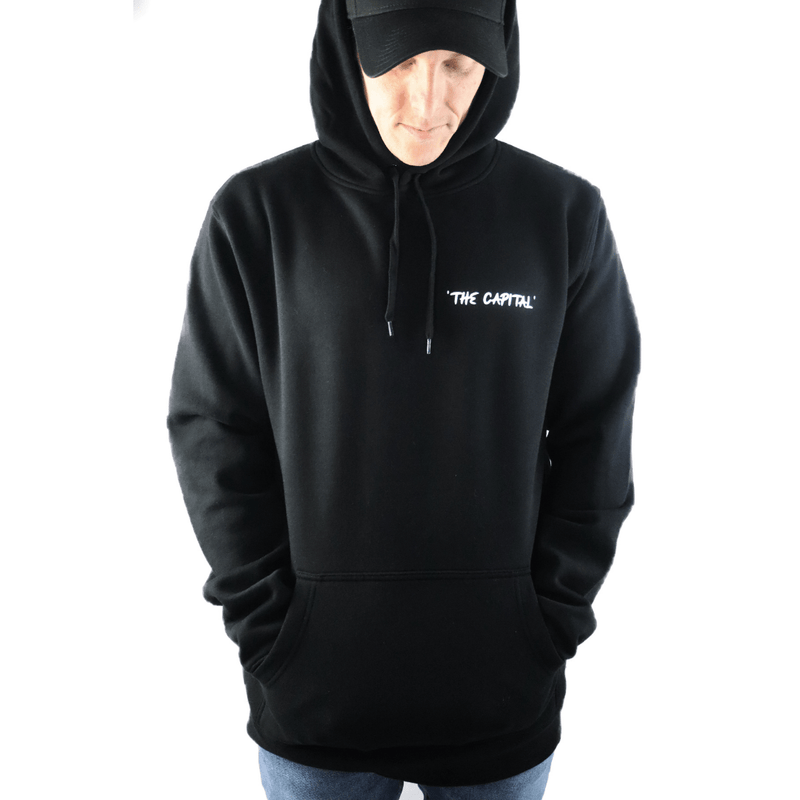 """The Capital"" - Unisex Hoodie - Nutrition Capital"