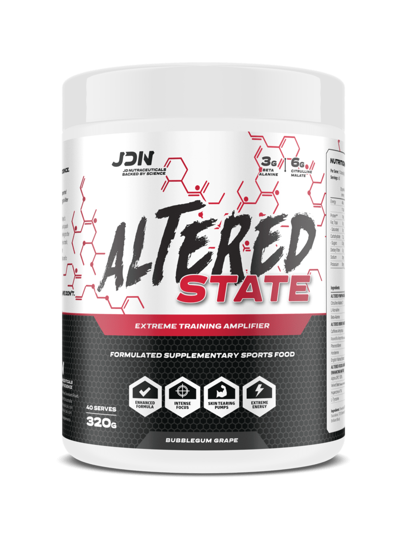 JDN Supplements Altered State - Nutrition Capital