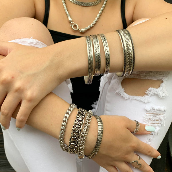 Gypsy Stackable Bangle