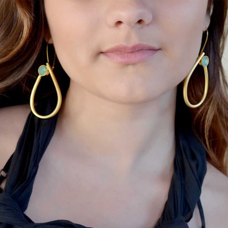 Kallia Drop Earrings