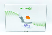Dexcom G6 Sensors - New in Box - 3-Pack