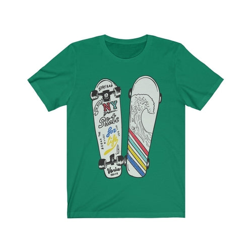 Skate for Life Graphic Short Sleeve Tee