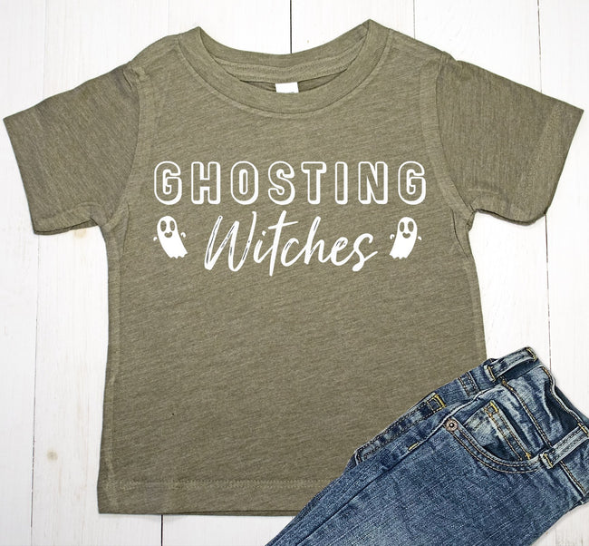 Ghosting Witches Halloween Baby Boy or Toddler