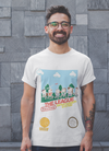 The-League--NES Game T-shirt