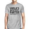 World's Bestest Farter Men's Funny Graphic T Shirt