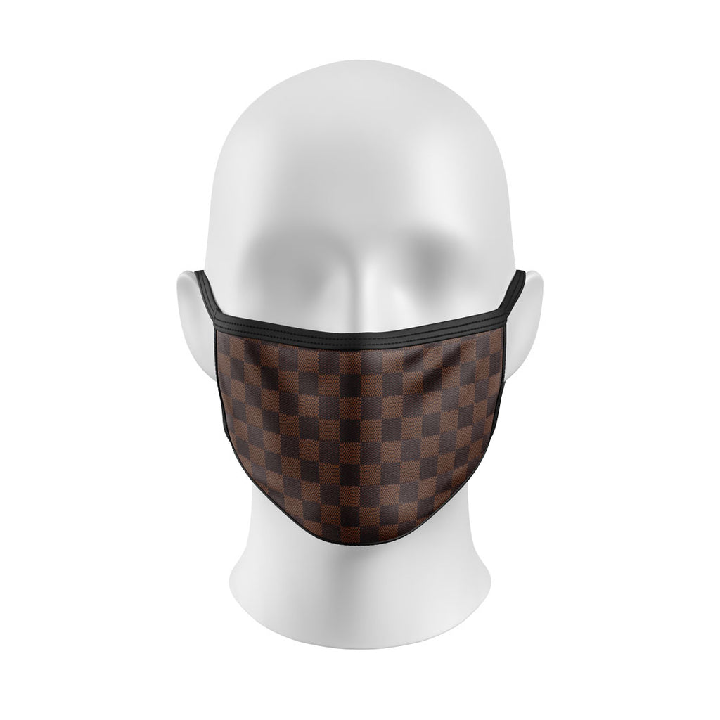 Checkers Mask