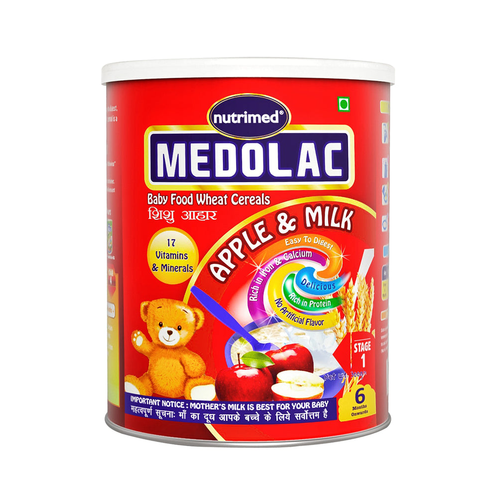 Medolac Apple & Milk