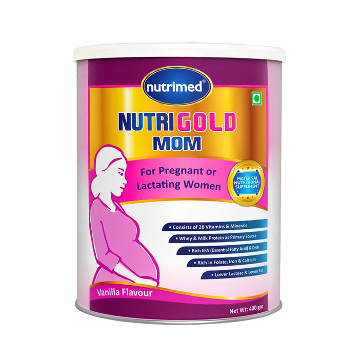 Nutrigold Mom-400gm