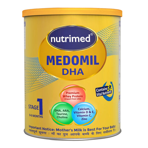 Nutrimed Medomil DHA - 400gm