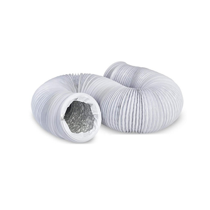 GAS White Combi Ducting 10m – 319mm