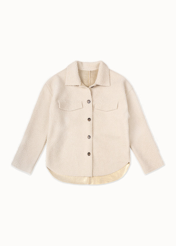 TEDDY OVERSHIRT