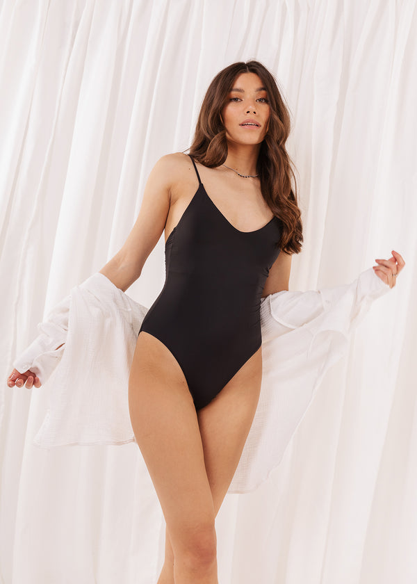 BALI SWIMSUIT | BLACK