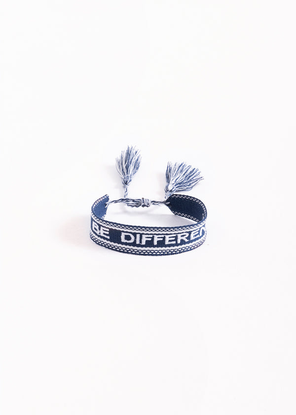 COTTON BRACELET - DIFFERENT