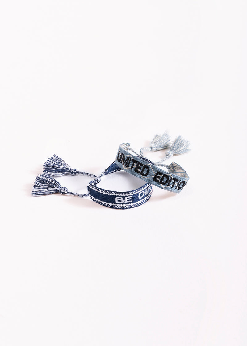 COTTON BRACELET - LIMITED