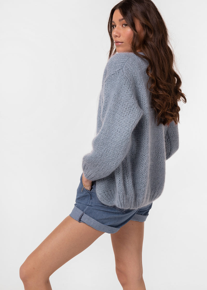 BOBBI KNIT | BLUE