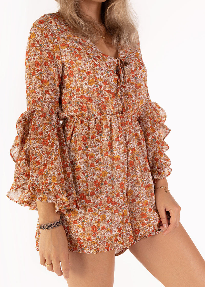 BOHO SLEEVES TO PLAY | SUNSET