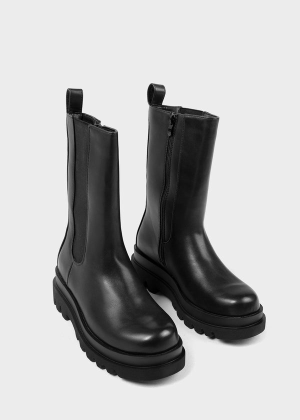 CHELSEA BOOTS [rits]